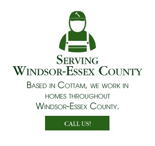 Serving Windsor-Essex County | Call Us!